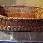 Quileute Basket Tray