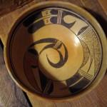 1940s Large Hopi Bowl