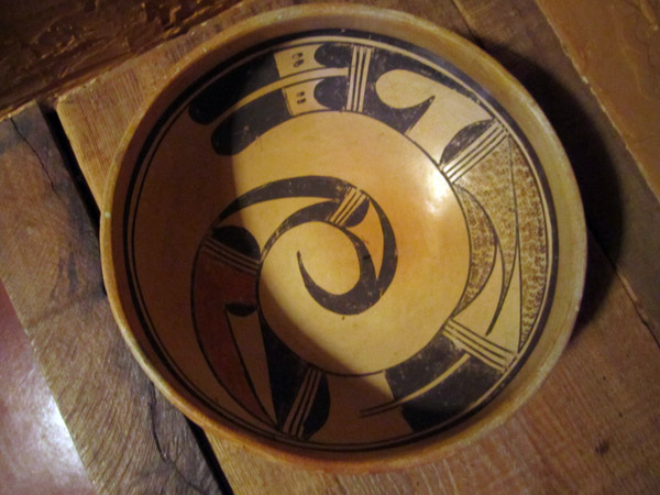 1940s Large Hopi Bowl