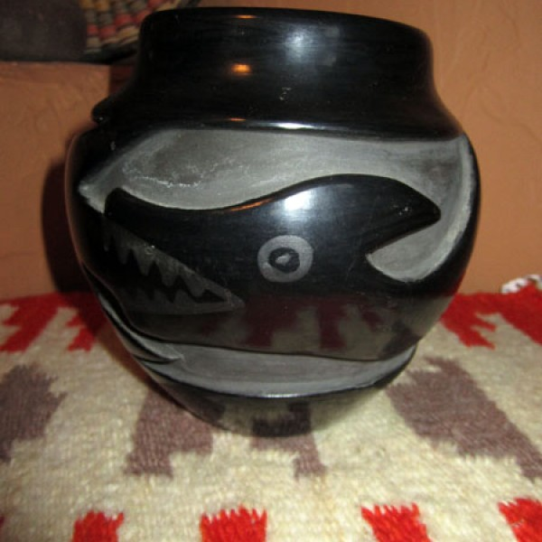 1940s Santa Clara Pueblo Pot