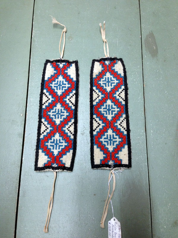 1950s - 1960s Pueblo Dance Arm Bands