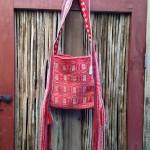 1960s Navajo Twill Saddle Blanket Bag