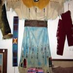 Buckskin Arapaho Powwow Dress