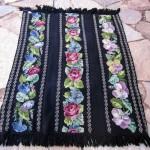 Vintage Crocheted Shawl