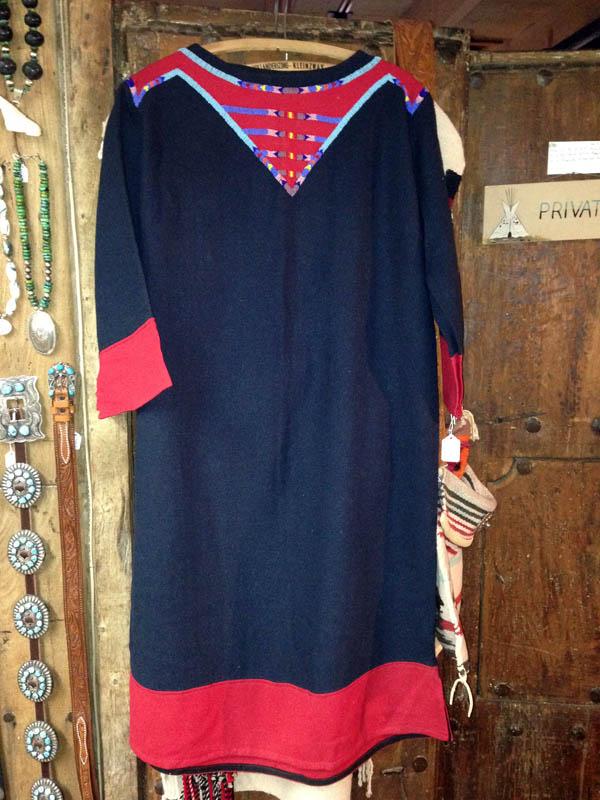 Crow Bead Powwow Dress