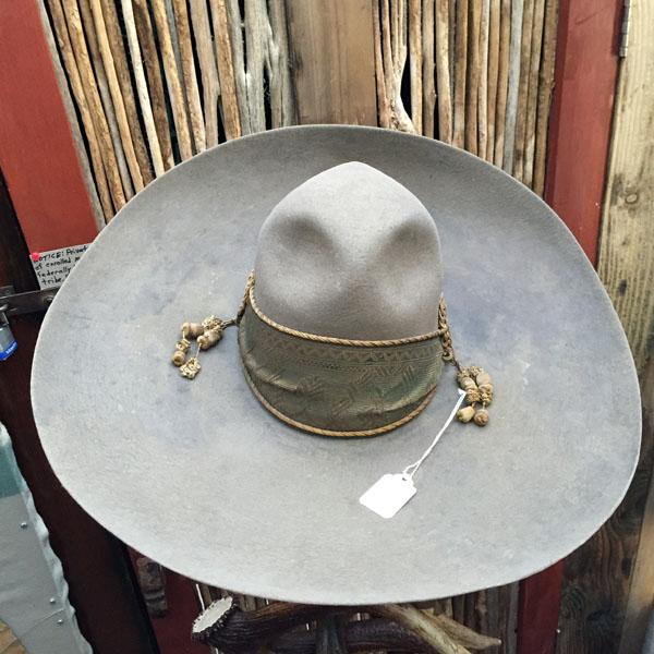 Grey Sombrero