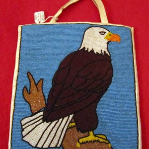 Nez Perce Flat Bag