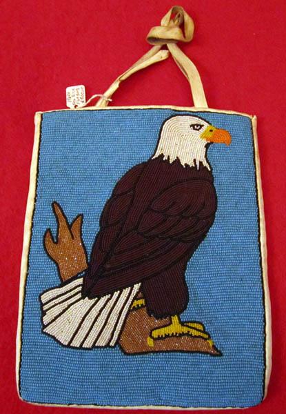 Nez Perce Flat Bag