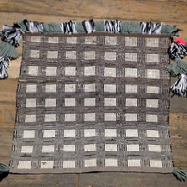 Twill Weave Sunday Saddle Blanket