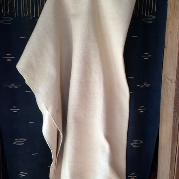 Rare Old Hopi Woven Manta Dress, Hopi Cotton