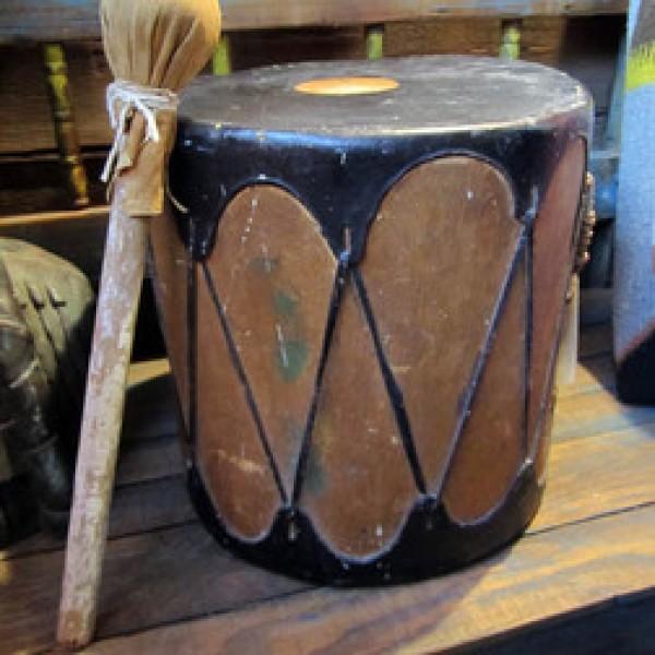 1950s - 1960s Cochiti Pueblo Drum