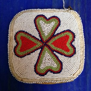 1940s - 1950s Shoshone Beaded Bag