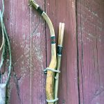 1950s Hopi Boys Set Of Bow and Arrows, Drum and Rattle 6