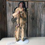1920s Shoshone Doll 1