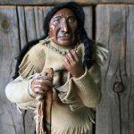1920s Shoshone Doll 3