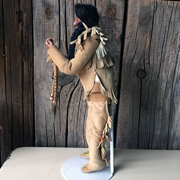 1920s Shoshone Doll 6