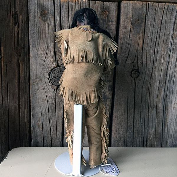 1920s Shoshone Doll 7