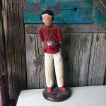 1940s Navajo Male Doll 1