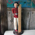 1940s Navajo Male Doll 2