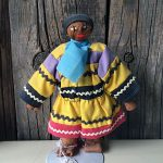 1960s Rare Seminole Male Doll 1