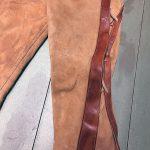 Vintage Cowhide Chaps 6