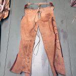 Vintage Cowhide Chaps 8