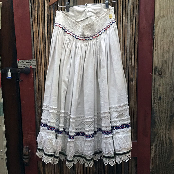 Vintage Eastern European Skirt