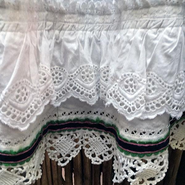 Vintage Eastern European Skirt 10