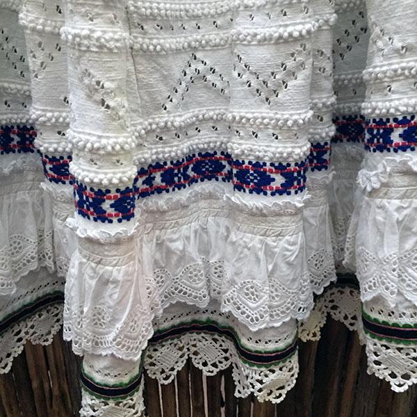 Vintage Eastern European Skirt 11