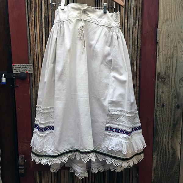Vintage Eastern European Skirt 12