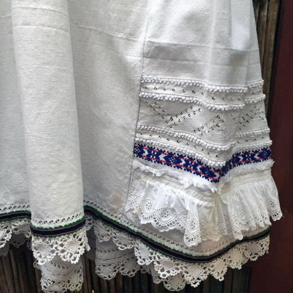 Vintage Eastern European Skirt 16