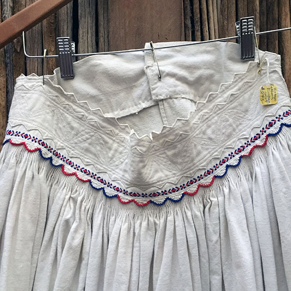 Vintage Eastern European Skirt 2