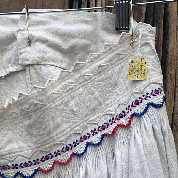 Vintage Eastern European Skirt 5