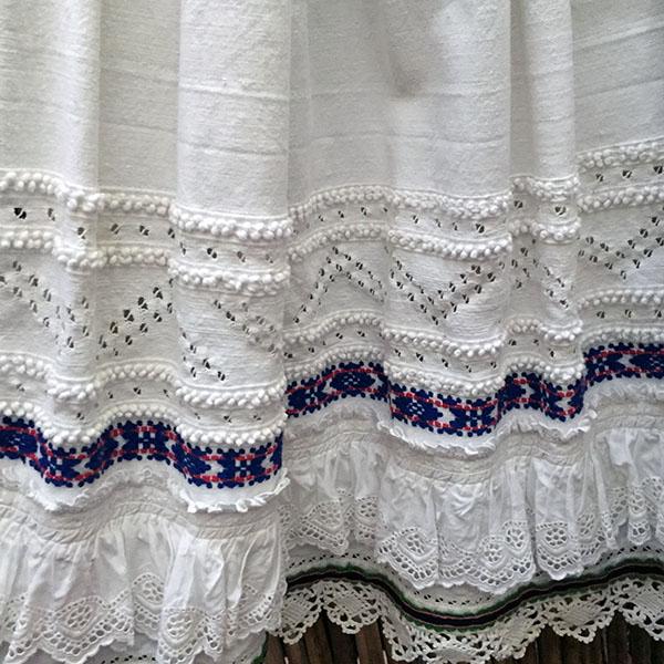 Vintage Eastern European Skirt 7