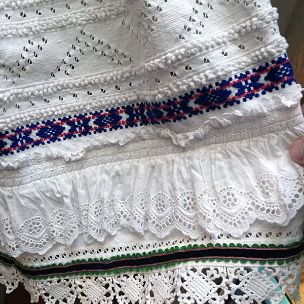 Vintage Eastern European Skirt 8