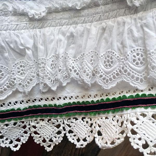 Vintage Eastern European Skirt 9