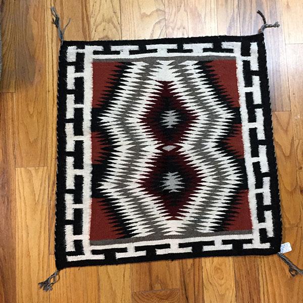 1970s Navajo Wool Rug