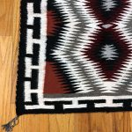 Navajo All Wool Handspun Rug