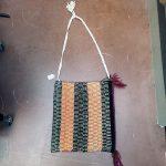 1940s Navajo Twill Rug Bag