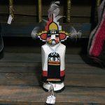 1960s Hopi Cottonwood Corn Maiden Doll