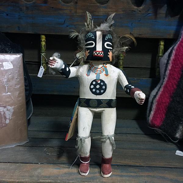 1960s Hopi Cottonwood Kachina Doll